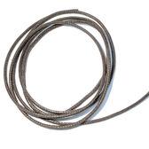 高級水晶鈦鋼飾品專用編織臘皮繩(2mm)