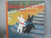 【書寶二手書T1/兒童文學_NIF】Gaspard and Lisa: Friends Forever_Gutman