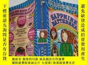 二手書博民逛書店jacqueline罕見wilson sapphire Battersea 傑奎琳威爾遜藍寶石巴特西.....