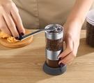磨豆機 手搖磨豆機小型意式咖啡豆研磨機手動研磨一體家用手磨器咖啡機【快速出貨八折鉅惠】