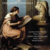 【停看聽音響唱片】【CD】克拉拉.舒曼 / 芳妮.孟德爾頌:室內樂集 納許合奏團