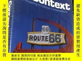 二手書博民逛書店In罕見Context Participating in Cultural ConversationsY583