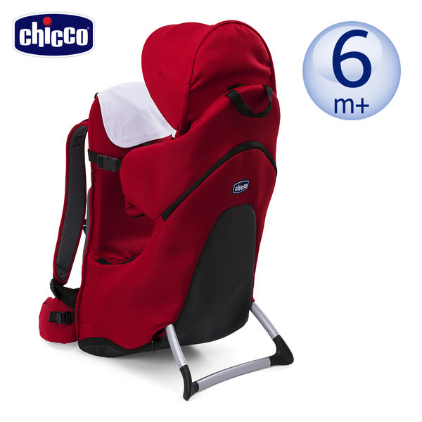 hicco-Finder嬰兒背架-優雅紅