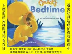 二手書博民逛書店Little罕見Quack s BedtimeY362136 Photo Credit: Lau... Lit