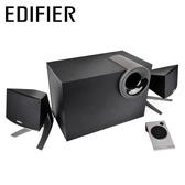 【Edifier 漫步者】M1380 三件式喇叭 黑