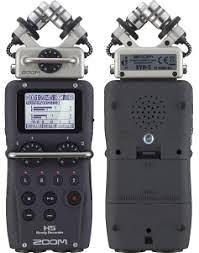 凱傑樂器 ZOOM H5 HANDY RECORDER 專業錄音機 公司貨