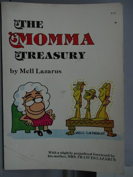 【書寶二手書T9/保健_YFX】The Momma Treasury