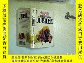 二手書博民逛書店JUBILEE罕見MARGARET WALKERY203004