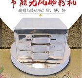 304不銹鋼家用腸粉機蒸盤迷你版小型拉腸粉撐抽屜式不銹鋼家庭裝CY『小淇嚴選』
