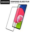 三星 A52 / A52 (5G) / A52s (5G) 滿版彩色全屏鋼化玻璃膜 全覆蓋鋼化膜