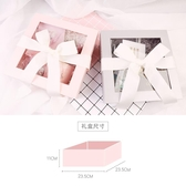 正方形禮品盒禮物盒子精美包裝盒大號