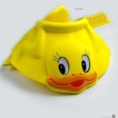 嬰幼兒童洗頭帽防水護耳可調節寶寶洗發帽卡通可坐躺小孩浴帽加厚 魔方數碼館