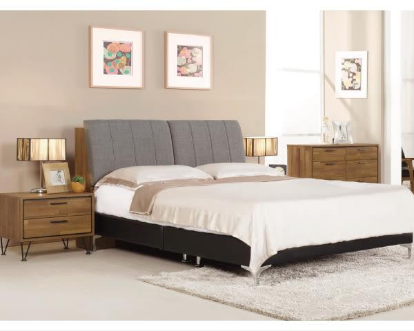 床底【YUDA】洛爾納 6尺 被櫥式 雙人床(不含床墊)/床底/床架/床台 J9M 575-1