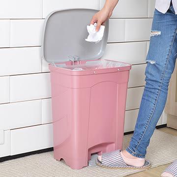【nicegoods】吉利潔腳踏式垃圾桶25L (回收 分類 環保)