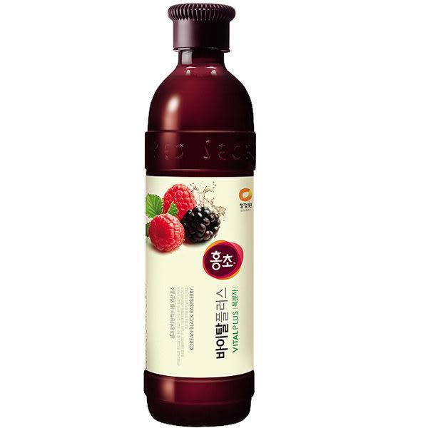 韓國 紅醋-覆盆子500ml 果醋