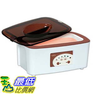 [美國直購] GiGi 0953 Digital Paraffin Warmer with Steel Bowl 蜜蠟 巴拿芬蠟加熱器