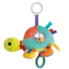GMPBABY 法國娃娃Doudou彩色龜聲音玩具掛件 (15cm)