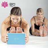 奧義瑜伽磚高密度環保瑜伽用品輔助工具泡沫舞蹈練功瑜珈磚頭 【開學季巨惠】