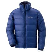 【山水網路商城】新款 mont-bell 日本 ALPINE 羽絨背心/羽毛衣/羽絨衣/雪衣/800FP 男款 1101426 IKBL 藍