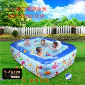 超大遊泳池 充氣浴池 超高加厚 寶貝當家
