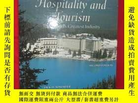 二手書博民逛書店Discovering罕見Hospitality and Tou
