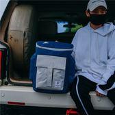 後背包男女韓版個性背包街頭潮流書包大容量水桶包情侶包