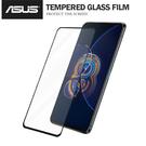華碩 ZenFone 8 Flip ZS672KS (5G) 彩色滿版全屏鋼化玻璃膜 全覆蓋鋼化膜 螢幕保護貼 防刮防爆