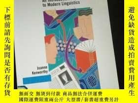 二手書博民逛書店Language罕見in Action An Introduction to Modern Linguistics