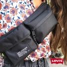 Levis 男女同款 肩背包 / 機能系兩袋包設計 / 回收再造纖維