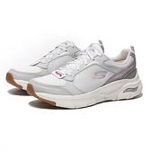 SKECHERS 慢跑鞋 ARCH-FIT 米白 粉紫 運動鞋 女 (布魯克林) 149413LGPR