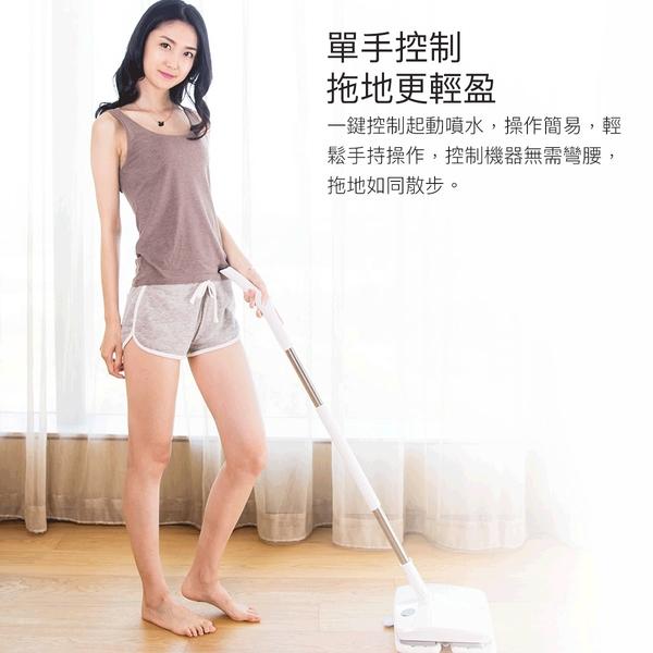 洒哇地咔 手持 無線 擦地機 小米 有品 電動拖把 平板拖布 好神拖 掃地機器人