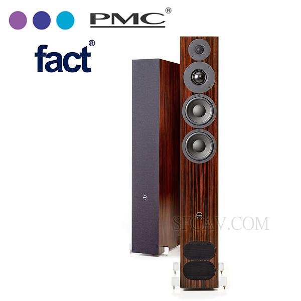 【勝豐群竹北音響】PMC fact.12 三音路四單體落地型喇叭 重現開闊頻寬與龐大音樂動態