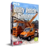 【軟體採Go網】PCGAME-模擬多功能工程車 Utility Vehicles Simulator 2012 英文版