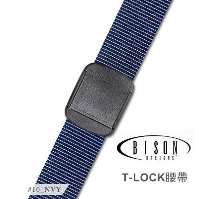 丹大戶外用品【BISON DESIGNS 】 Cam Lock™ Buckle扣腰帶 梯鎖灰 111LAG
