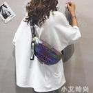 包包女2020新款韓版寬帶百搭單肩包夏季時尚洋氣休閒斜挎胸包腰包 小艾時尚