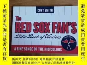 二手書博民逛書店The罕見Red Sox Fan s Little Book o