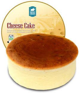 【牛奶生活館.重乳酪起司蛋糕】濃郁牛奶香起司綿密口感