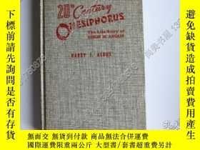 二手書博民逛書店【罕見】Twentieth-Century Onesiphoru
