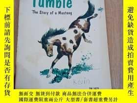 二手書博民逛書店Tumble罕見The Story of a MustangY3142