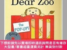 簡體書-十日到貨 R3YY【The Pop-up Dear Zoo (Book & CD) 最新版《親愛的動物園》 大獎童書-玩...