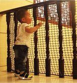圍欄 兒童樓梯陽台兒童安全網0.8米*2米護欄網 魔法空間