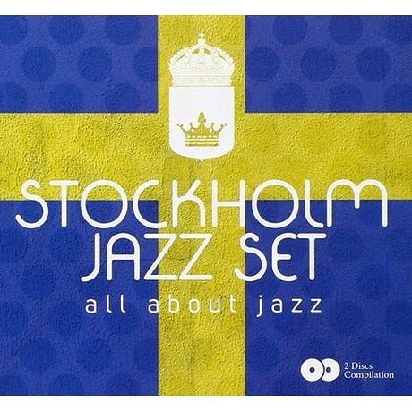 【停看聽音響唱片】【CD】斯德哥爾摩爵士樂隊:關於爵士