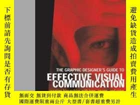 二手書博民逛書店The罕見Graphic Designer s Guide To