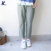 【三折特賣】American Bluedeer - 雙口袋老爺褲(特價) 秋冬新款