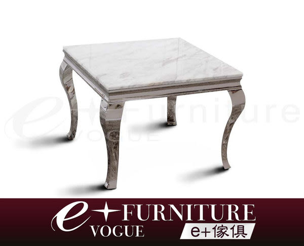 『 e+傢俱 』BT32 波丹納 Bohdana 天然玉石小茶几/小邊几/不繡鋼座/時尚現代