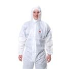 3M防護服連體全身一次性重復使用隔離衣隔離服帶帽防塵服實驗噴漆