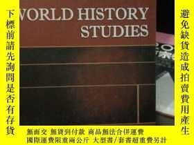 二手書博民逛書店WORLD罕見HISTORY STUDIES 2014Y9354