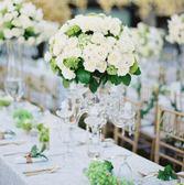 餐桌花婚禮布置主桌花藝路引花球花柱結婚酒店裝飾花仿真婚慶道具  限時八八折