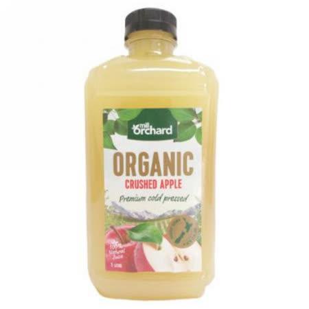 統一生機~Mill Orchard有機蘋果汁1000ml/罐
