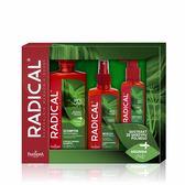 RADICAL 波蘭植萃-幸福馬尾草聖誕特別版髮絲養護禮盒組(3入) /洗髮露/頭皮水/順髮噴霧